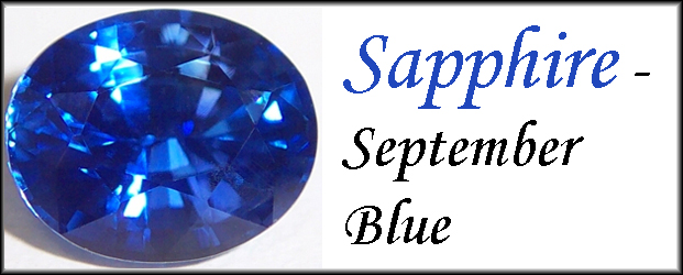 Sapphire – September Blue | All birthstones, their reviews and ...