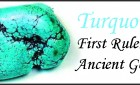 Turquoise – First Ruler Ancient God