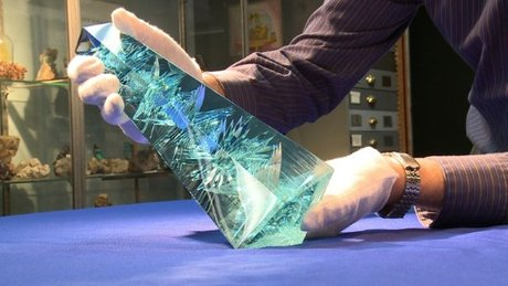 largest aquamarine in the world