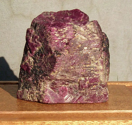 largest ruby in the world